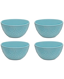 Dublin Blue 4-Pc. Bowl Set