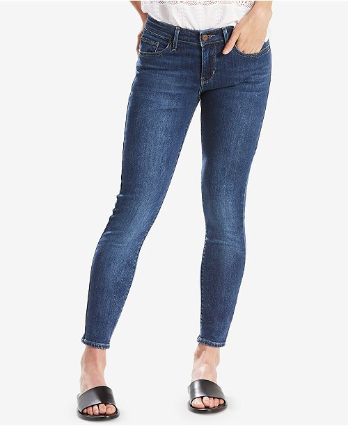 193b94b7bef5 Levi's 711 Skinny Ankle Jeans & Reviews - Jeans - Juniors - Macy's
