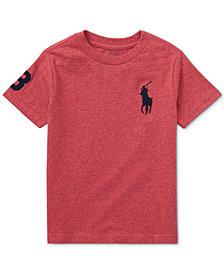 Ralph Lauren Cotton T-Shirt, Toddler Boys