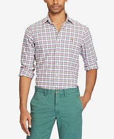 Polo Ralph Lauren Men's Plaid Shirt