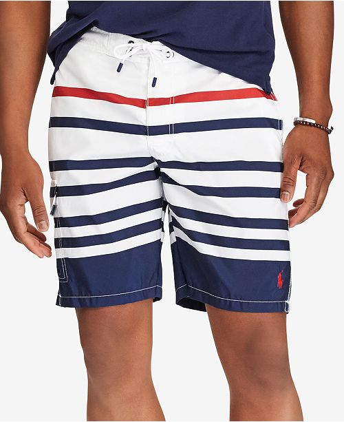 0c76f25670be3 ... Swim Trunks; Polo Ralph Lauren Men's Big & Tall 8-1/2