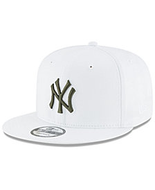 New Era New York Yankees Fall Shades 9FIFTY Snapback Cap