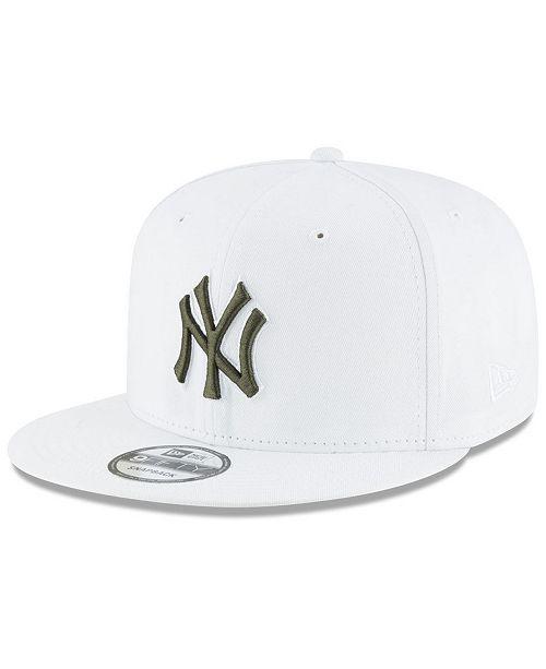 8c4c299a91f New Era New York Yankees Fall Shades 9FIFTY Snapback Cap   Reviews ...