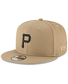 New Era Pittsburgh Pirates Fall Shades 9FIFTY Snapback Cap