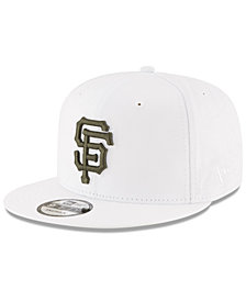 New Era San Francisco Giants Fall Shades 9FIFTY Snapback Cap