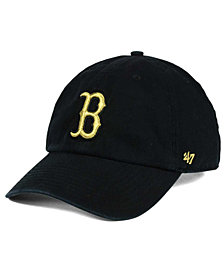 '47 Brand Boston Red Sox Metallic CLEAN UP Cap