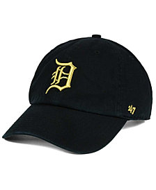 '47 Brand Detroit Tigers Metallic CLEAN UP Cap