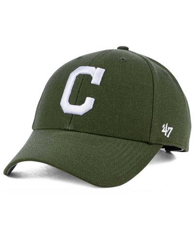 '47 Brand Cleveland Indians Core MVP Cap