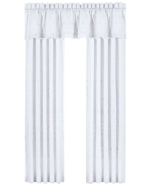 """Piper & Wright Lucy Straight 88"""" x 16"""" Window Valance"""