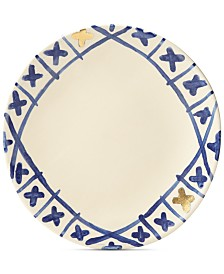 Lenox-Wainwright Pompeii Blu Land Dinner Plate