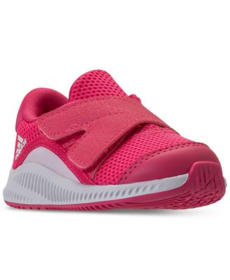 adidas Toddler Girls' Forta X Running Sneakers from Finish Line