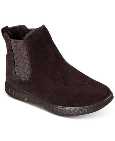 Macys Skechers Womens Boots