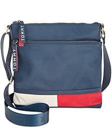 Tommy Hilfiger Nori Solid Crossbody