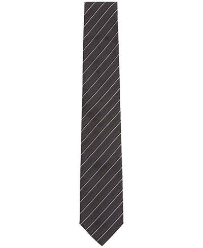 BOSS Men's Regular Striped Silk Tie