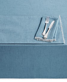 Lenox French Perle Denim Table Linen Collection