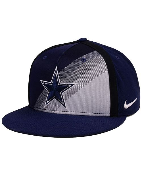 5cabdee3d Nike Dallas Cowboys Champ Drive True Snapback Cap - Sports Fan Shop ...