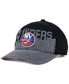 adidas New York Islanders Slashing Adjustable Cap