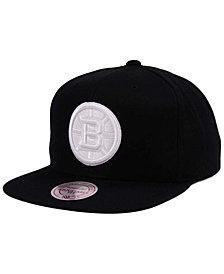 Mitchell & Ness Boston Bruins Respect Snapback Cap
