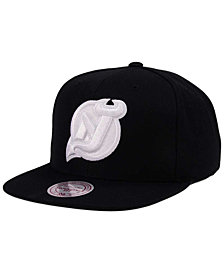 Mitchell & Ness New Jersey Devils Respect Snapback Cap
