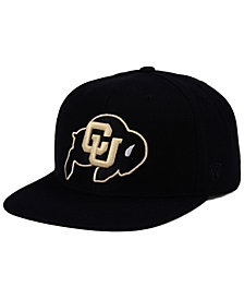 Top of the World Colorado Buffaloes Extra Logo Snapback Cap