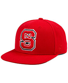 Top of the World North Carolina State Wolfpack Extra Logo Snapback Cap