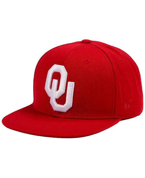 new product c72c7 92915 Top of the World. Oklahoma Sooners Extra Logo Snapback Cap. Be the first to  Write a Review. main image  main image ...