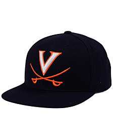 Top of the World Virginia Cavaliers Extra Logo Snapback Cap