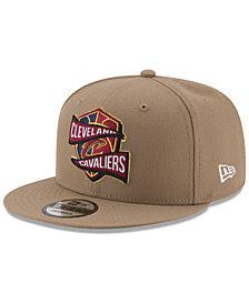 New Era Cleveland Cavaliers Team Banner 9FIFTY Snapback Cap