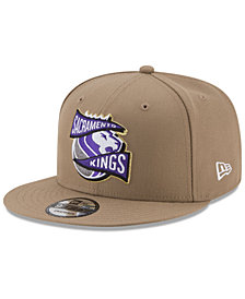New Era Sacramento Kings Team Banner 9FIFTY Snapback Cap