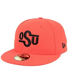 New Era Oklahoma State Cowboys Vault 59FIFTY Fitted Cap