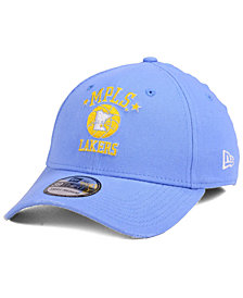 New Era Los Angeles Lakers Hardwood Classic Nights Six 39THIRTY Cap
