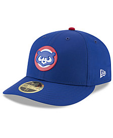 New Era Chicago Cubs Low Profile Batting Practice Pro Lite 59FIFTY Fitted Cap