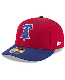 New Era Philadelphia Phillies Low Profile Batting Practice Pro Lite 59FIFTY Fitted Cap