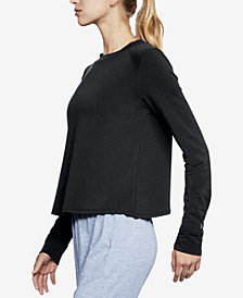 Under Armour Terry Overlap-Back Top