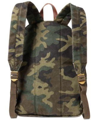 Polo Ralph Lauren Men\u0027s Camouflage Canvas Backpack - Bags \u0026 Backpacks - Men  - Macy\u0027s