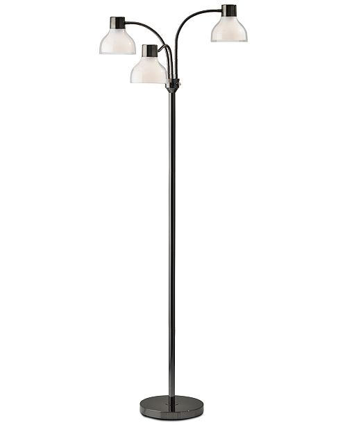 Adesso Presley 3 Arm Floor Lamp Amp Reviews All Lighting