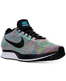 Nike Unisex Flyknit Racer Running Sneakers from Finish Line