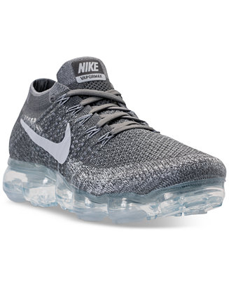 30d0df27e4d5 Nike Men s Air VaporMax Flyknit Running Sneakers from Finish Line ...