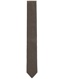 BOSS Men's Silk Slim Tie