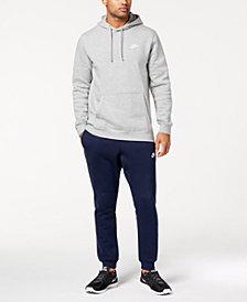 Nike Men's Fleece Hoodie & Joggers