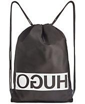 Hugo Boss Men's Drawstring Backpack