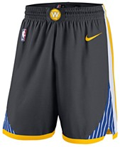 2487c4df9f Nike Men's Golden State Warriors Statement Swingman Shorts