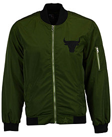 JH Design Men's Chicago Bulls Bomber Jacket