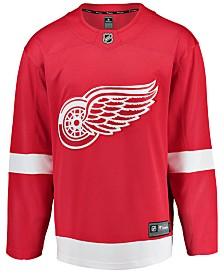 Fanatics Men's Detroit Red Wings Breakaway Jersey