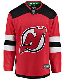 Fanatics Men's New Jersey Devils Breakaway Jersey