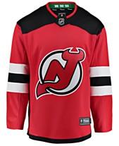 Fanatics Men s New Jersey Devils Breakaway Jersey 59d5f0b4f628