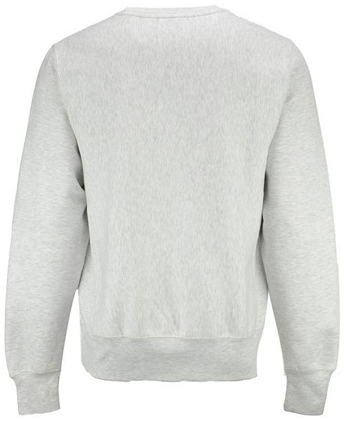 b1153bd2da6 Champion Men s North Carolina Tar Heels Reverse Weave Crew Sweatshirt ...