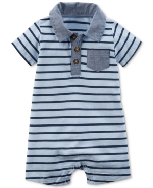 Carter's Striped Cotton...