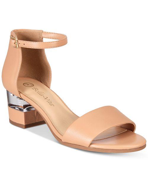 Bella Vita Fitz Dress Sandals Women's Shoes wwqWlGI