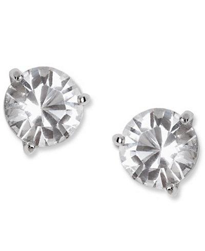 Swarovski Earrings Solitaire Crystal Stud
